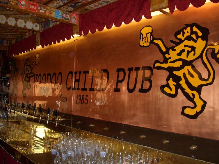 Voodoo Child Pub